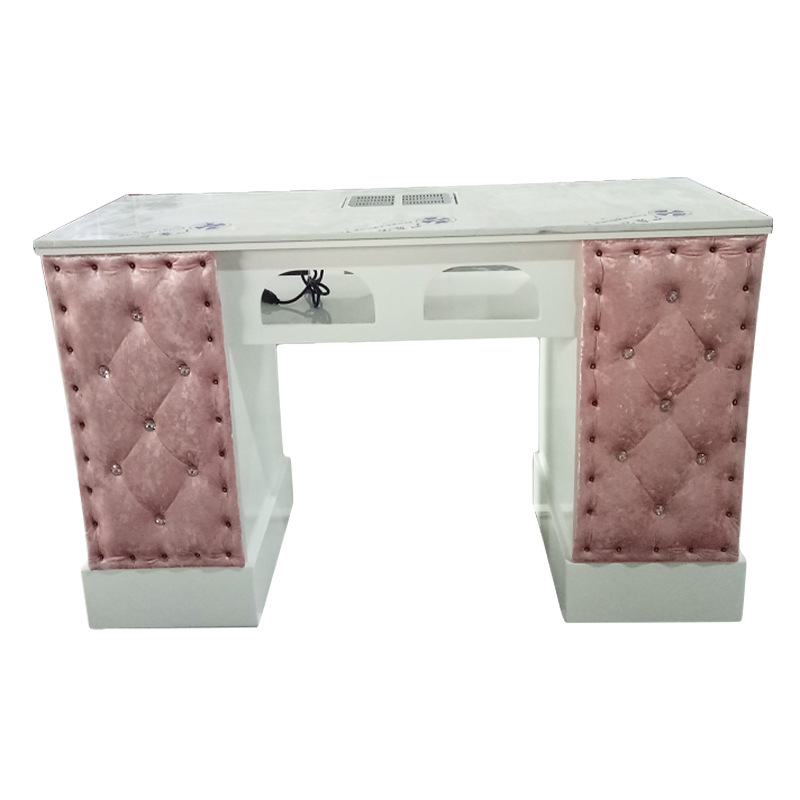 M702B-1 Popular nail salon table for 1 person