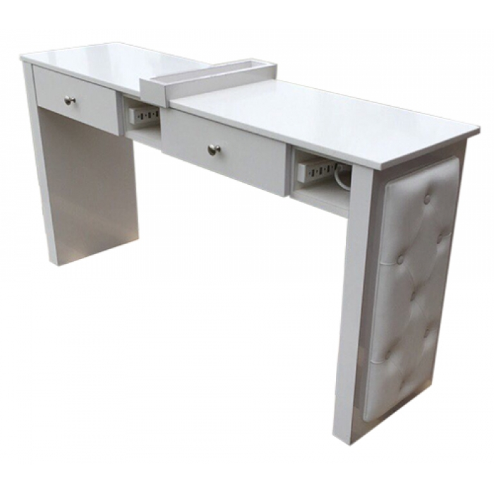 M703 Customized nail care table designs for 2 persons