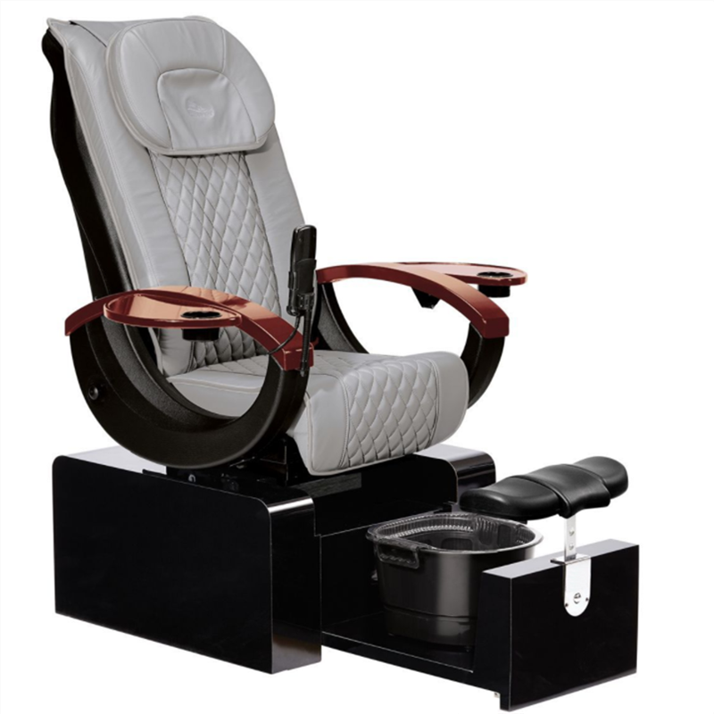 P889 Contractive base SPA pedicure chair